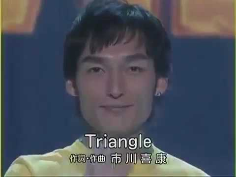SMAP - triangle - YouTube