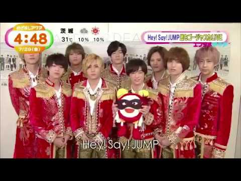 Hey! Say! JUMP DEAR.【 Masquerade 】 - YouTube