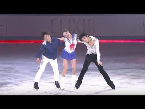 All on Ice - 2017 World Team Trophy - YouTube