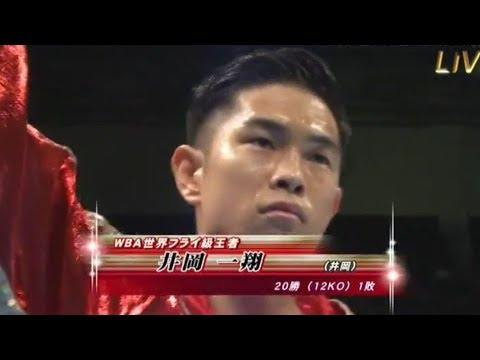 【緻密に倒す!】井岡一翔 全KO集 13試合 Kazuto Ioka All 13 KO Highlights - YouTube