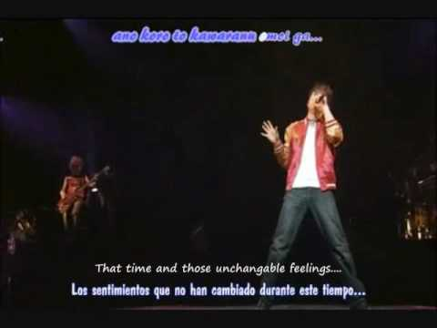 Gackt - Missing Live (Eng Sub) - YouTube