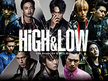 HiGH&LOW〜THE STORY OF S.W.O.R.D.〜