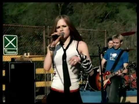 Avril Lavigne - My World - YouTube