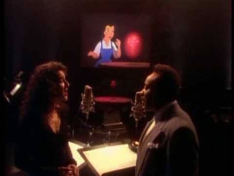Celine Dion & Peabo Bryson - Beauty And The Beast (HQ Official Music Video) - YouTube