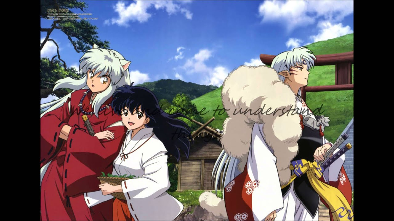 Inuyasha Ending 4 Full -  Every Heart English Lyrics - YouTube