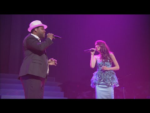 A Whole New World - May J. with Chris Hart - YouTube