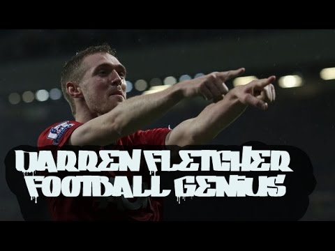 Darren Fletcher - United Legend | Goals, Passing, Controling The Game. - YouTube